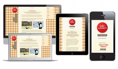 Responsive websites for a better experience