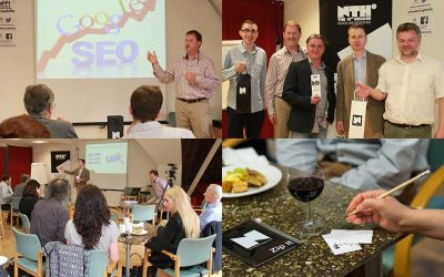 Photos and video from Google and SEO seminar with Stephen Whitelaw