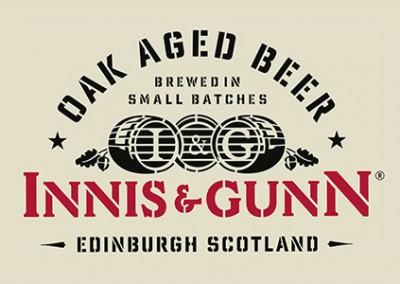 Innis & Gunn trailer